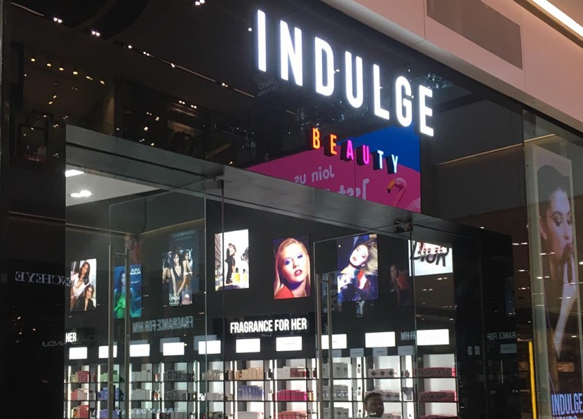 Brand New Beauty Retailer: INDULGE BEAUTY